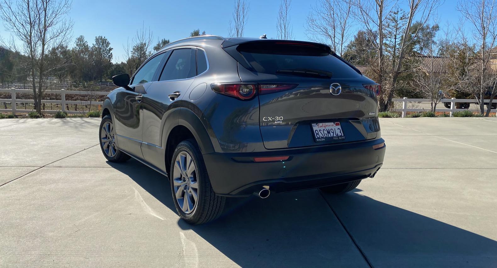 2021 Mazda CX-30 Review
