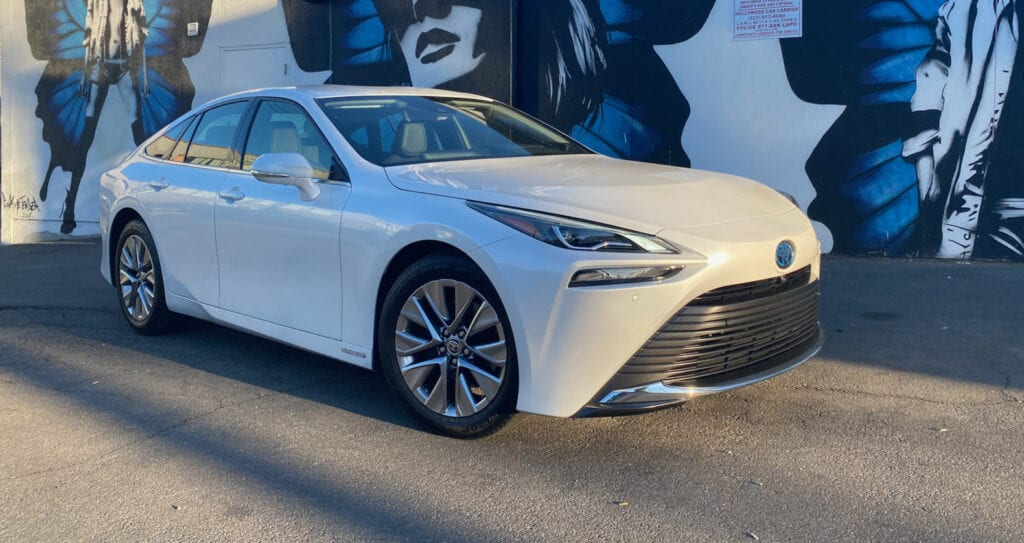 2021 Toyota Mirai Review