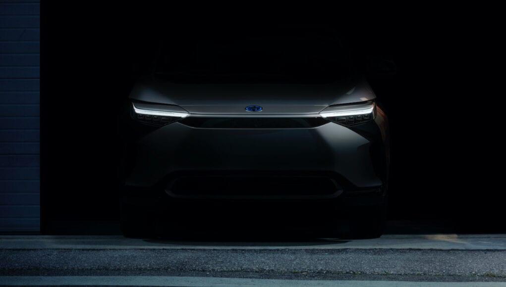 Toyota BZ Concept
