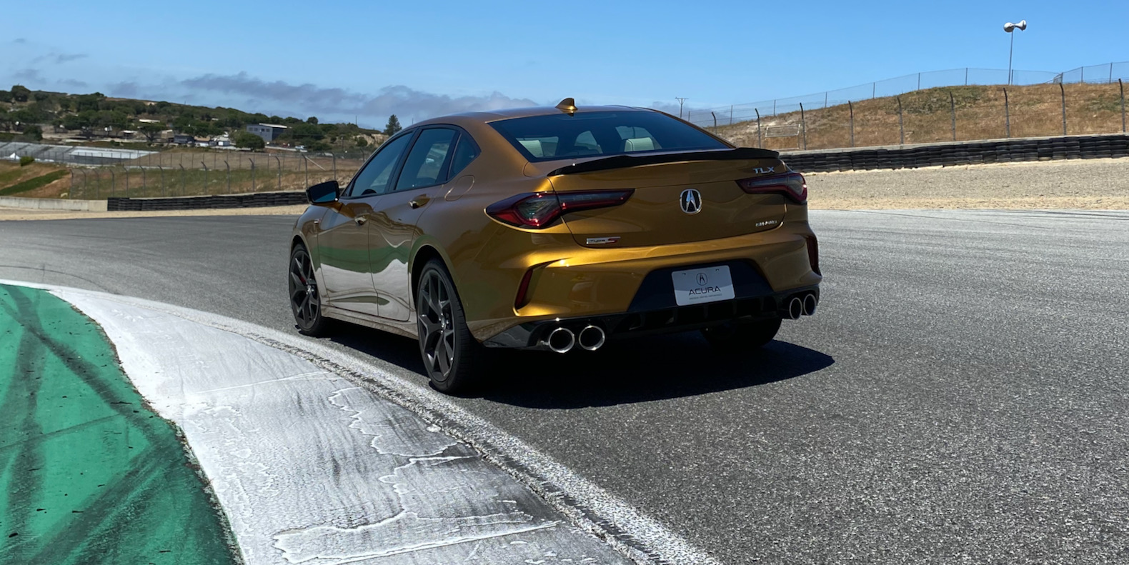 2021 Acura TLX Type S Review