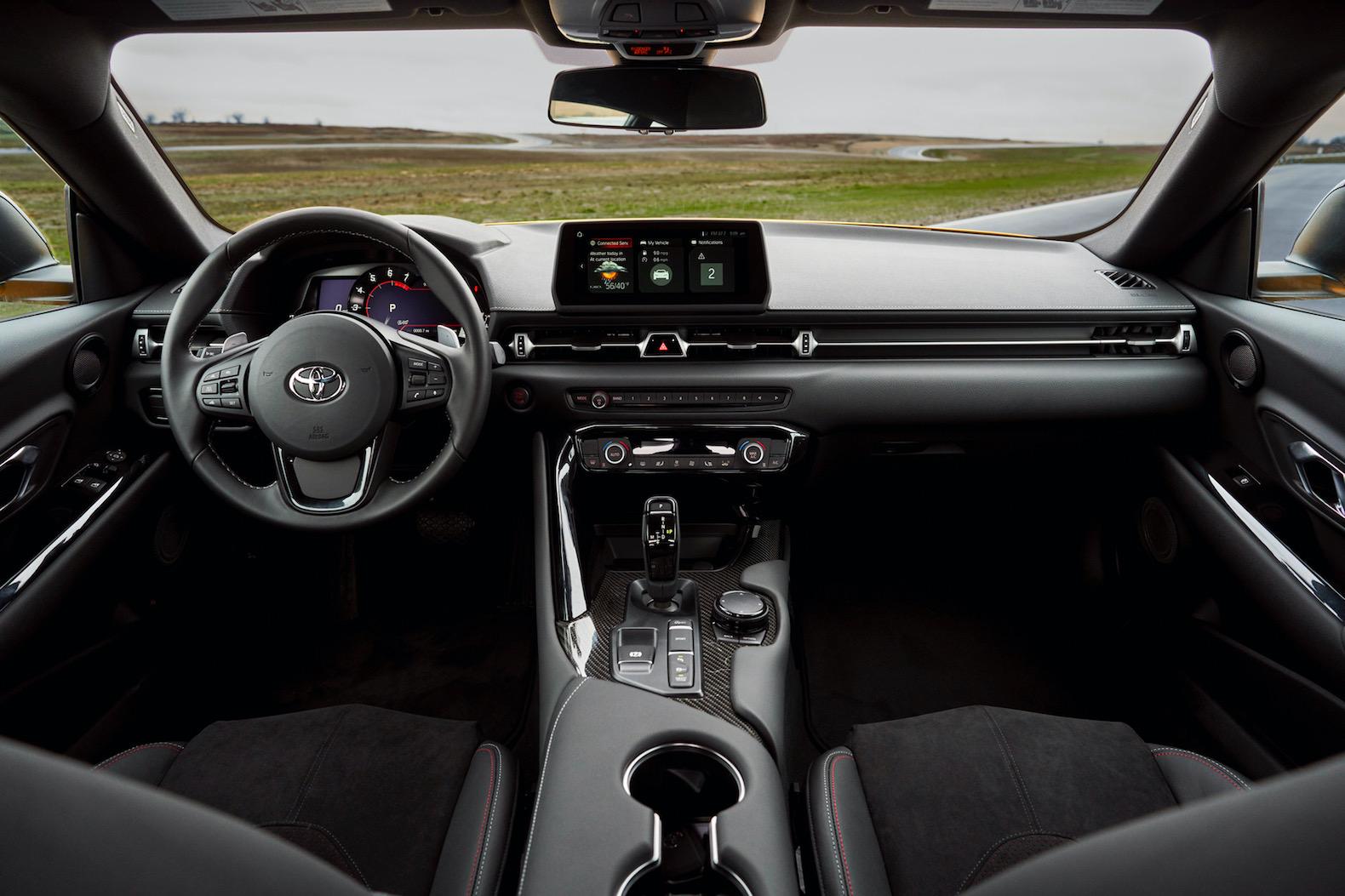 2021 Toyota GR Supra 2.0 Review