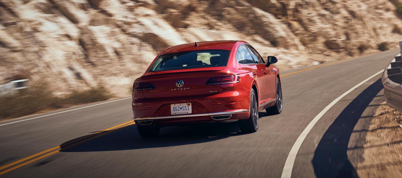 2021 Volkswagen Arteon Review