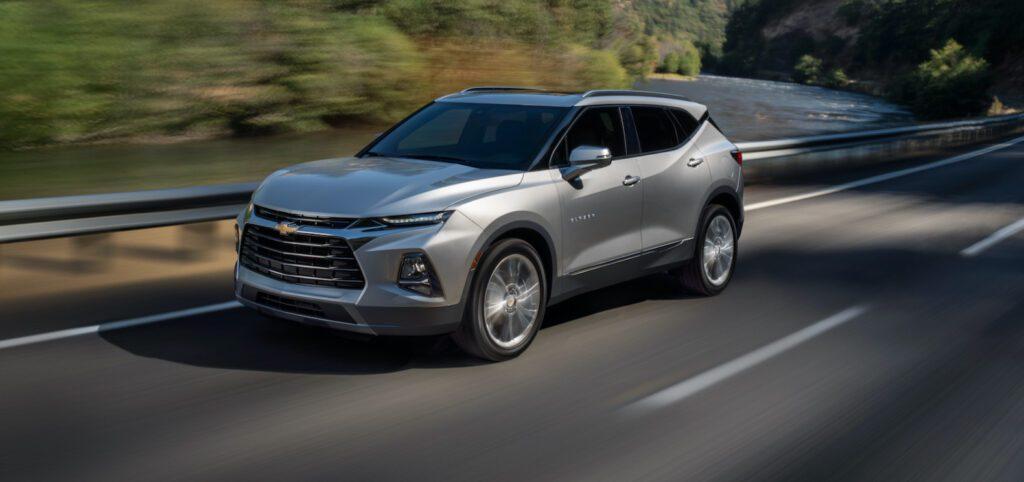 2022 Chevrolet Blazer Premier