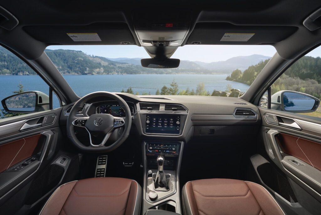 2022 Volkswagen Tiguan