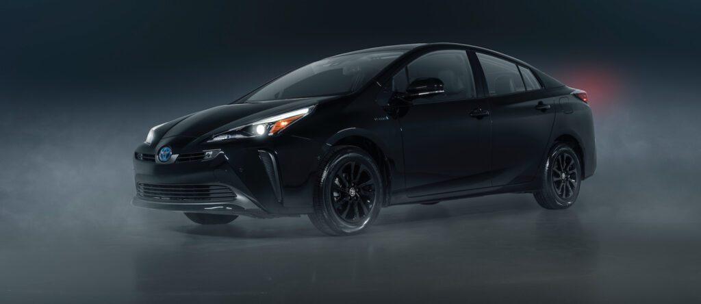 2022 Toyota Prius Nightshade Edition
