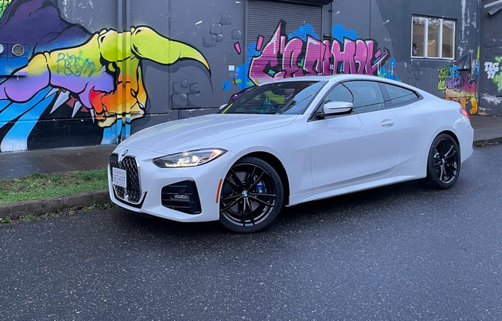 2021 BMW 4 Series Review