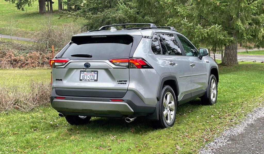 2021 Toyota RAV4 Hybrid Review