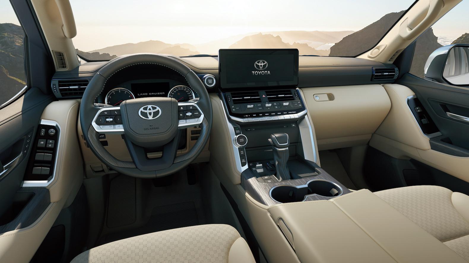2022 Toyota Land Cruiser