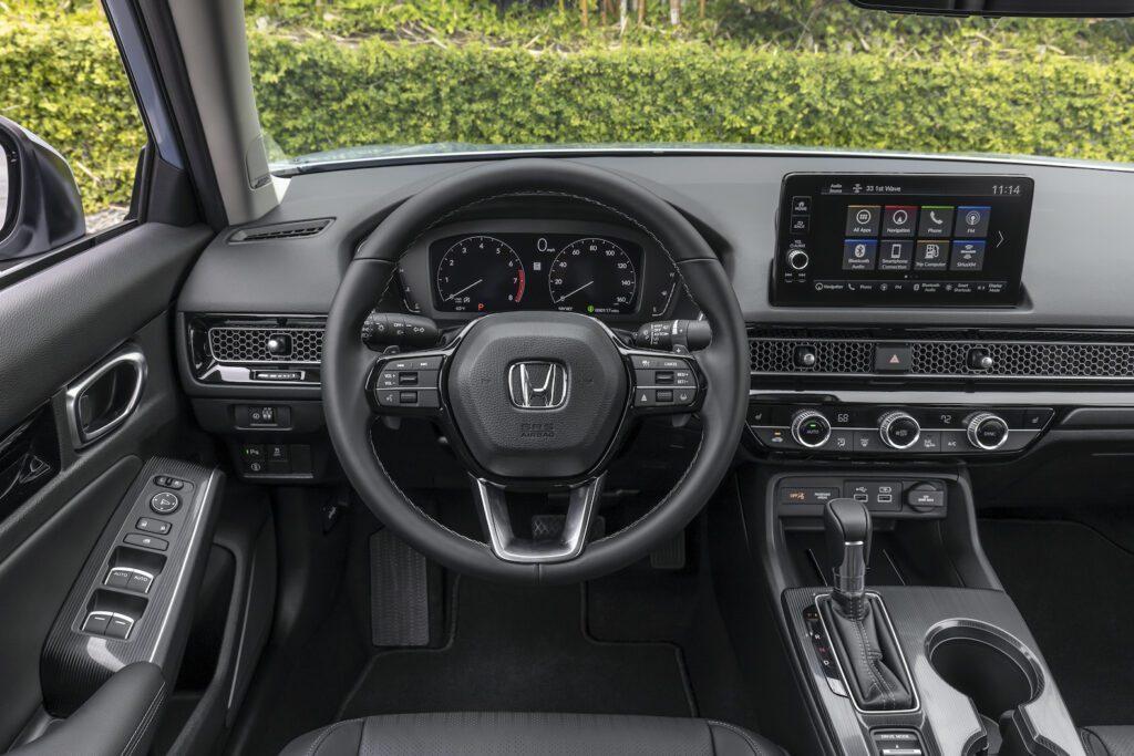 2022 Honda Civic Sedan Review