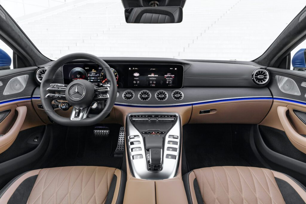 2022 Mercedes-AMG GT 4-Door