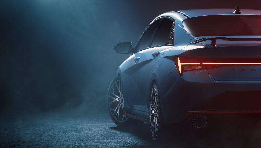2022 Hyundai Elantra N