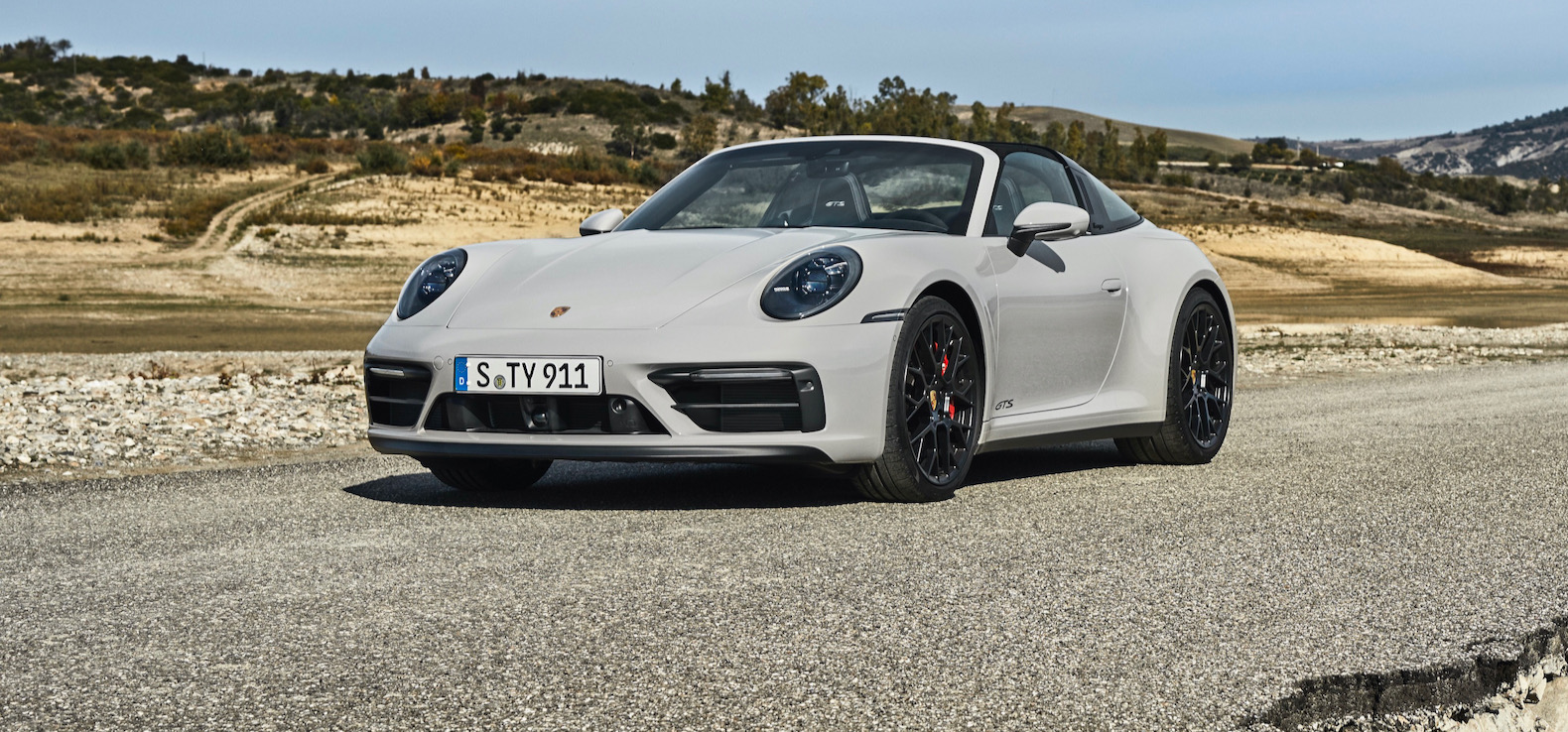 2022 Porsche 911 GTS