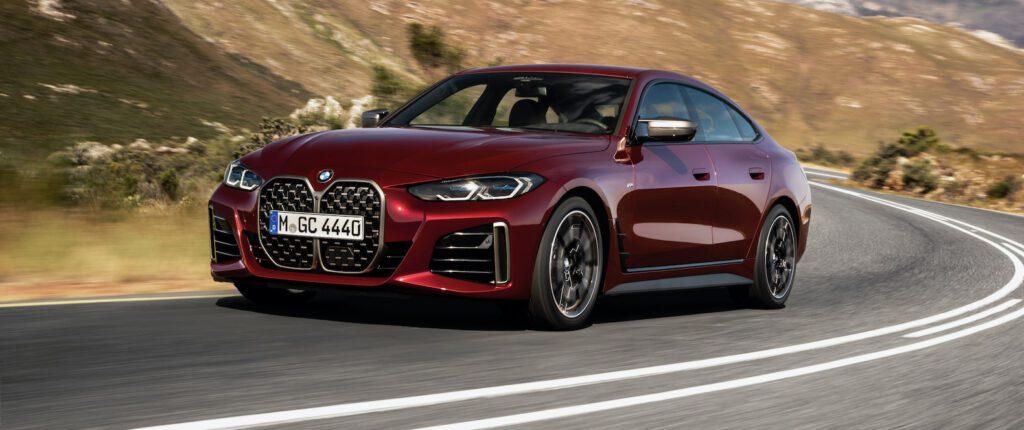 2022 BMW 4 Series Gran Coupe