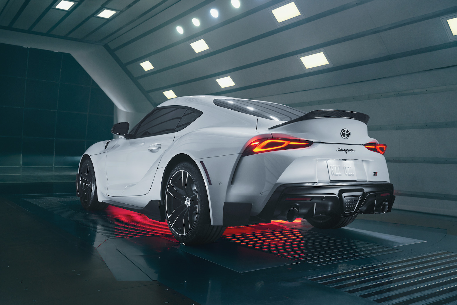 2022 Toyota GR Supra A91-CF Edition