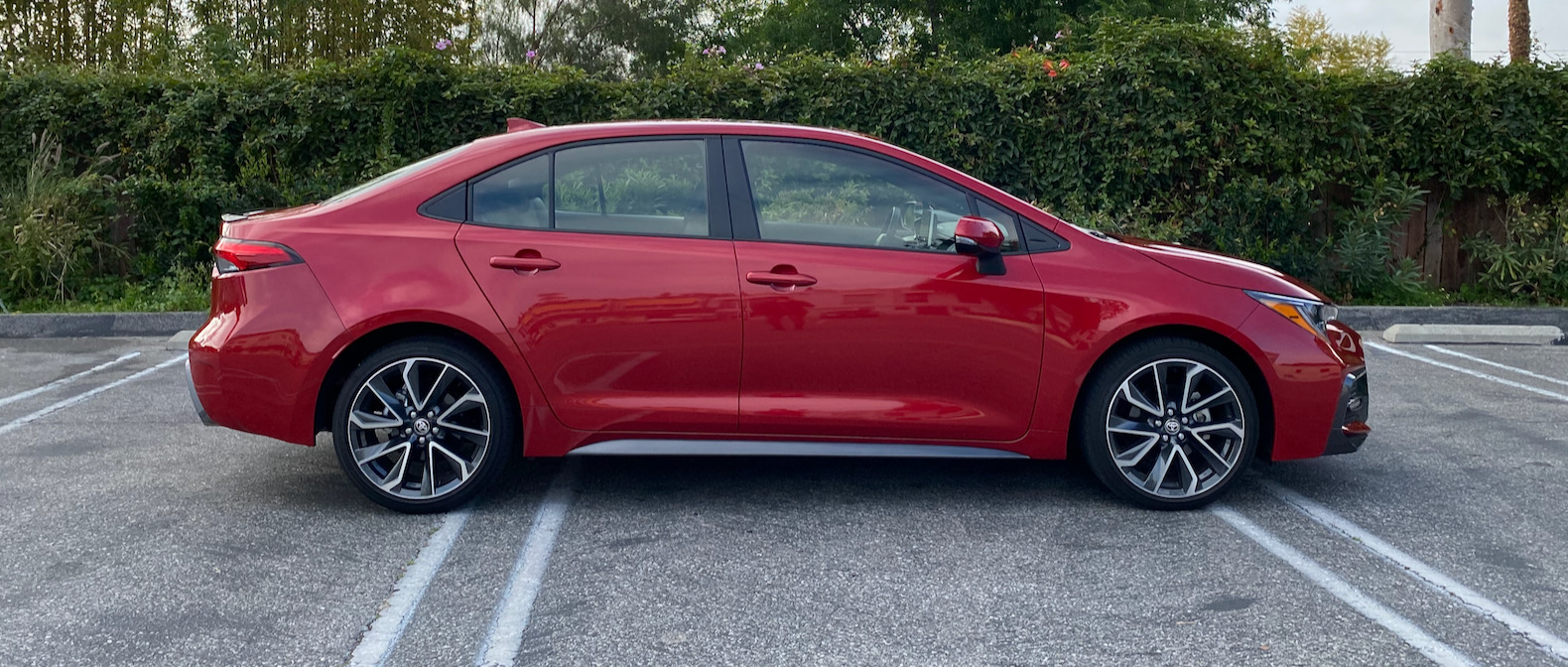 2021 Toyota Corolla Review
