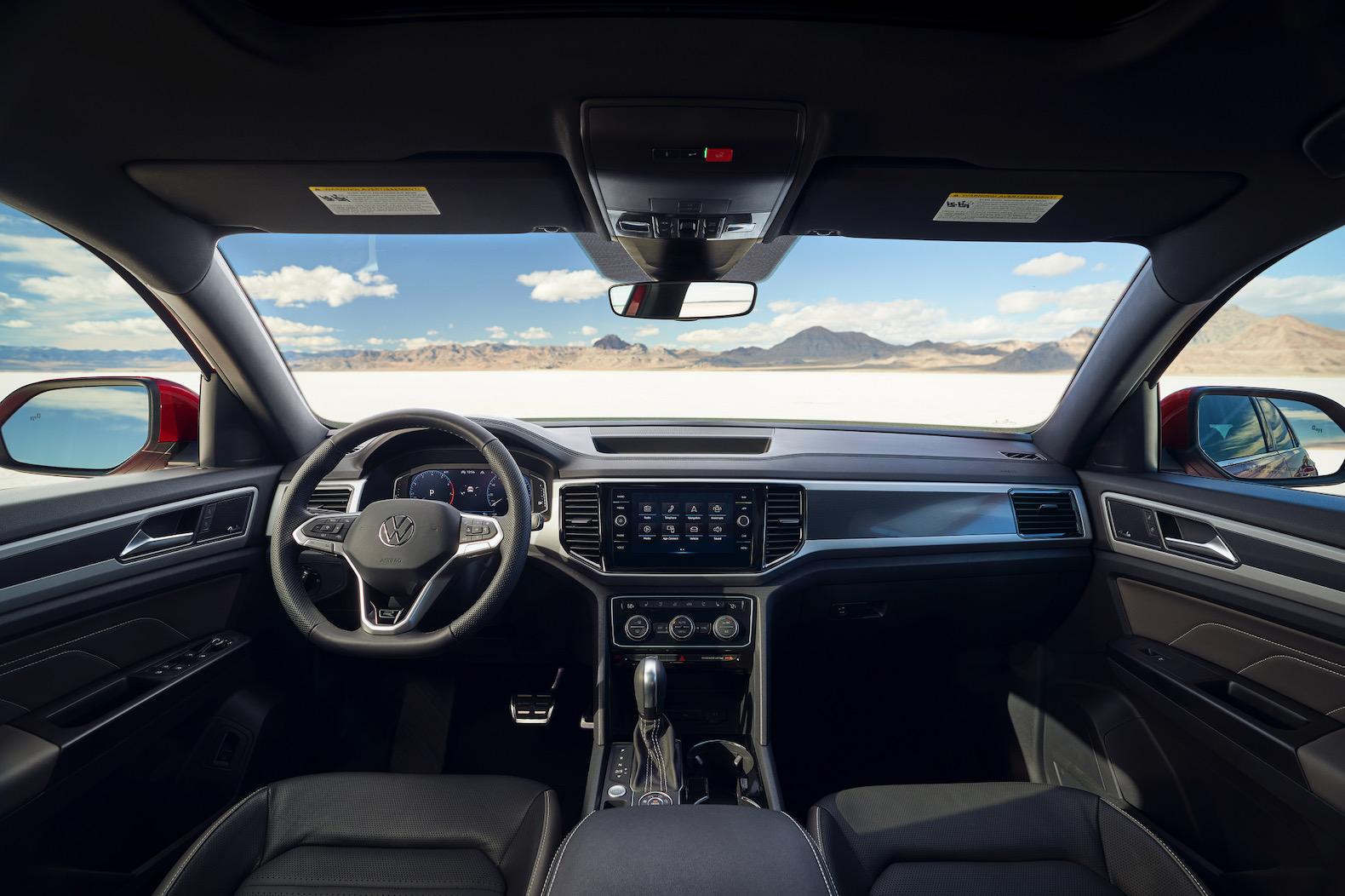2021 Volkswagen Atlas Cross Sport Review