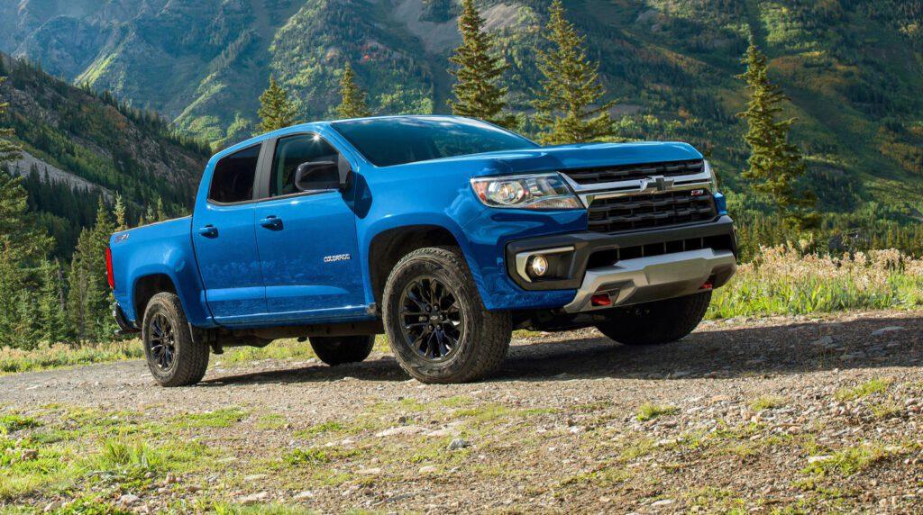 2022 Chevrolet Colorado Trail Boss