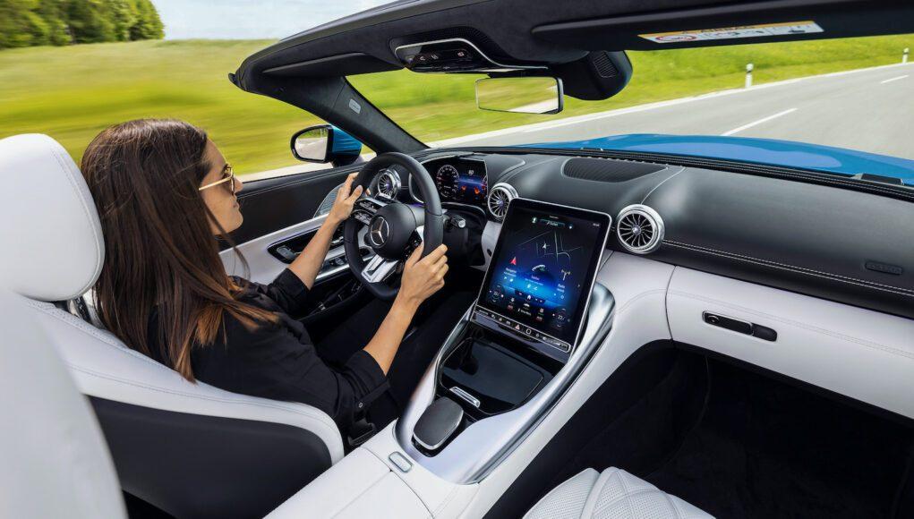 2022 Mercedes-AMG SL