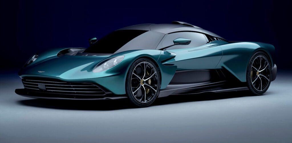 Aston Martin Vahalla