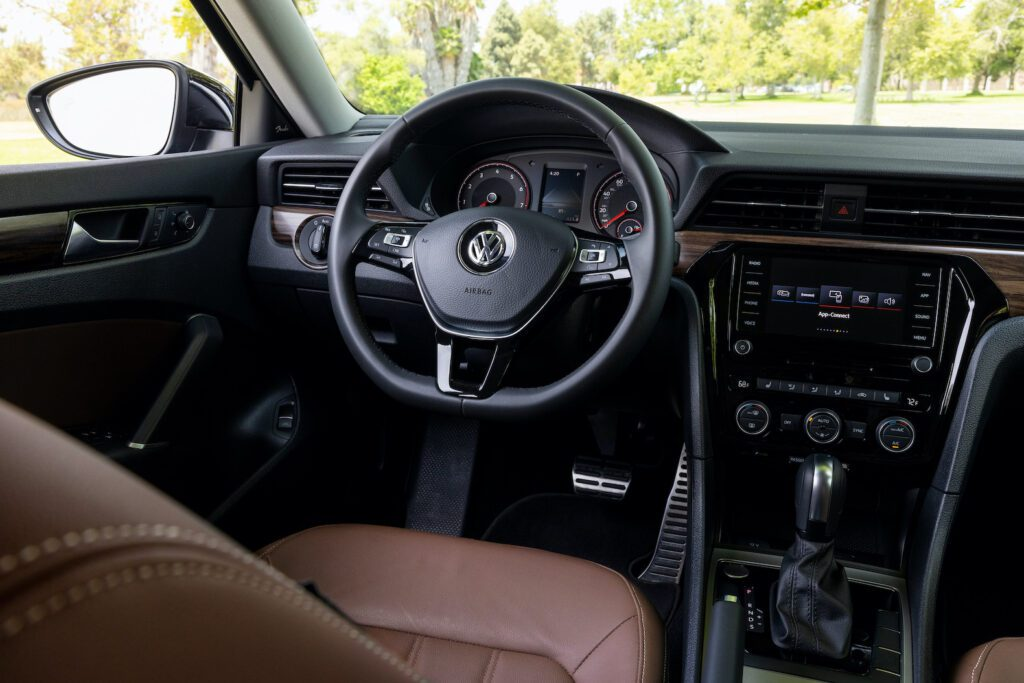 2022 VW Passat Limited Edition